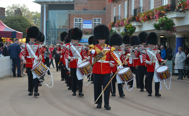 October finale Coldstream Guards